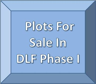 360 Sq Yard Plot For Sale In DLF Phase 1 Arjun Marg