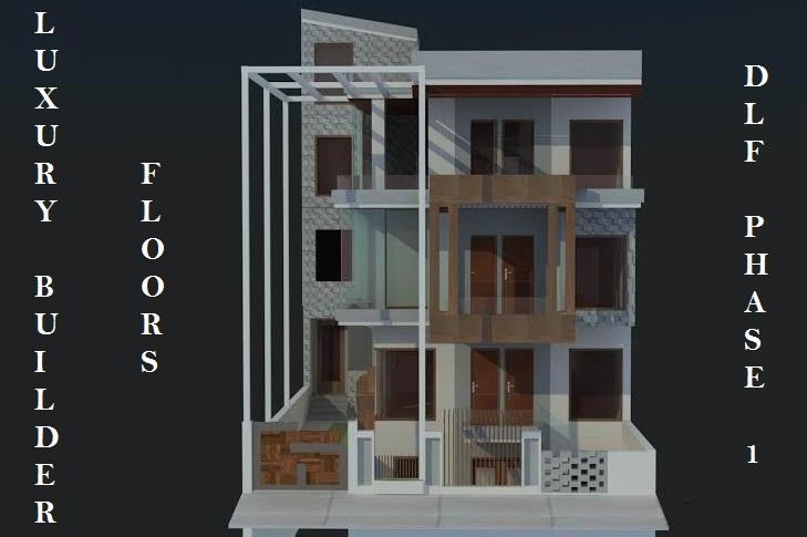 Builder Floors in DLF Phase 1
