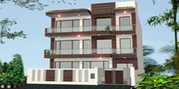 Builder Floors in Sushant Lok 1