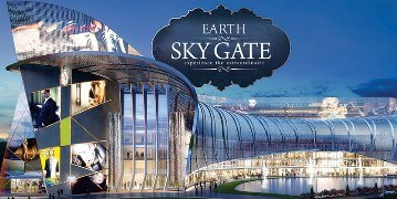 EARTH SKY GATE