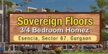 Ansal Sovereign Floors