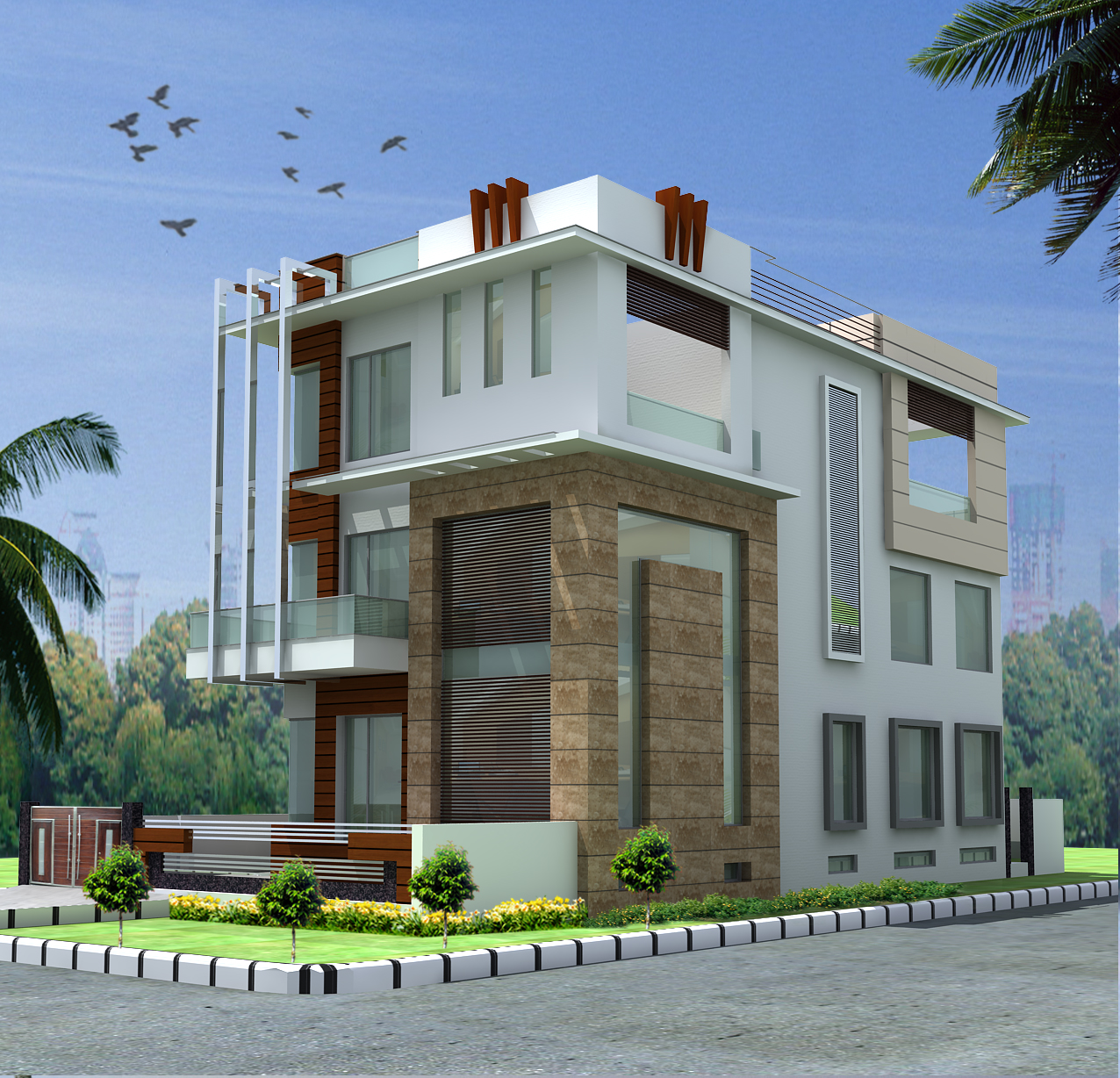 Villa For Sale In DLF Phase 1, Gurgaon